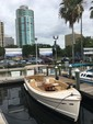24 ft. Island Packet Yachts Launch 24 Cruiser Boat Rental Tampa Image 4