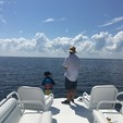 27 ft. MTX Marine Cat 27 Catamaran Boat Rental Tampa Image 2