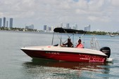 16 ft. Bayliner Element 4-S  Cruiser Boat Rental Miami Image 5