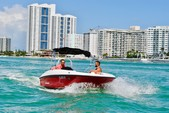 16 ft. Bayliner Element 4-S  Cruiser Boat Rental Miami Image 16