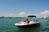 16 ft. Bayliner Element 4-S  Cruiser Boat Rental Miami Image 3