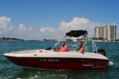 16 ft. Bayliner Element 4-S  Cruiser Boat Rental Miami Image 2