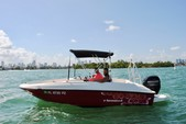 16 ft. Bayliner Element 4-S  Cruiser Boat Rental Miami Image 9