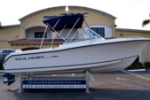 21 ft. Sea Hunt Boats 21 Dual Console Center Console Boat Rental Sarasota Image 1