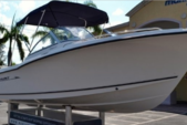 21 ft. Sea Hunt Boats 21 Dual Console Center Console Boat Rental Sarasota Image 2