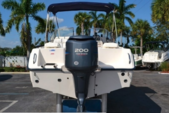 21 ft. Sea Hunt Boats 21 Dual Console Center Console Boat Rental Sarasota Image 4