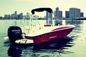 16 ft. Bayliner Element 4-S  Cruiser Boat Rental Miami Image 1