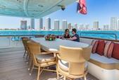 116 ft. Azimut Yachts 104 Mega Yacht Boat Rental Miami Image 8