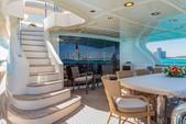 116 ft. Azimut Yachts 104 Mega Yacht Boat Rental Miami Image 9