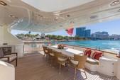 116 ft. Azimut Yachts 104 Mega Yacht Boat Rental Miami Image 10