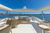 116 ft. Azimut Yachts 104 Mega Yacht Boat Rental Miami Image 14