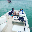26 ft. Bayliner 2659 Rendezvous Bow Rider Boat Rental Miami Image 40