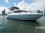 48 ft. Cruisers Yachts 4600 Motor Yacht Boat Rental Miami Image 3