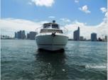 48 ft. Cruisers Yachts 4600 Motor Yacht Boat Rental Miami Image 4