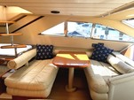 60 ft. Ferretti Flybridge Motor Yacht Boat Rental Miami Image 16