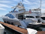 50 ft. Azimut Yachts 50 Flybridge Flybridge Boat Rental Boston Image 5