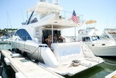 50 ft. Azimut Yachts 50 Flybridge Flybridge Boat Rental Boston Image 4