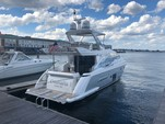 50 ft. Azimut Yachts 50 Flybridge Flybridge Boat Rental Boston Image 3