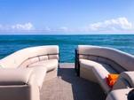 22 ft. Misty Harbor 2285CS Biscayne Bay Pontoon Boat Rental West Palm Beach  Image 9