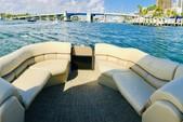 22 ft. Misty Harbor 2285CS Biscayne Bay Pontoon Boat Rental West Palm Beach  Image 3