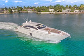 76 ft. Pershing Deep Vee Cruiser Boat Rental Miami Image 6