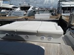 76 ft. Pershing Deep Vee Cruiser Boat Rental Miami Image 5