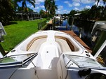 23 ft. Hurricane Boats SD 237 Deck Boat Boat Rental Fort Myers Image 3