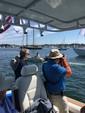 24 ft. Robalo 240 CC T-Top W/2-F150XA Center Console Boat Rental Boston Image 5
