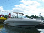 22 ft. Sea Ray Boats 215 Express Cruiser Express Cruiser Boat Rental Miami Image 6