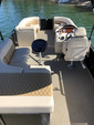 28 ft. Lexington 527 Pontoon Pontoon Boat Rental Miami Image 5