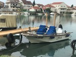 16 ft. Boston Whaler 16 SL Dual Console Boat Rental Blace Image 6