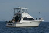 40 ft. Luhrs Boats 400 Tournament Convertible Boat Rental Mississauga Image 2