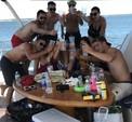 60 ft. Catana Ocean Class 582 Catamaran Boat Rental Miami Image 17