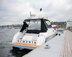 38 ft. Trojan Yachts 350 Express Yacht Cruiser Boat Rental Seattle-Puget Sound Image 6