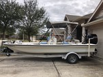 19 ft. Mako Marine 18 LTS W/50ELPTO  Center Console Boat Rental N Texas Gulf Coast Image 1