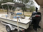 19 ft. Mako Marine 18 LTS W/90 HP Center Console Boat Rental N Texas Gulf Coast Image 9