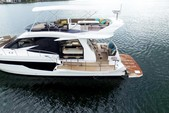 50 ft. Galeon 500 Fly Motor Yacht Boat Rental Miami Image 2