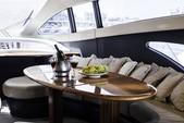 62 ft. Azimut Yachts 62 Motor Yacht Boat Rental Riga Image 12