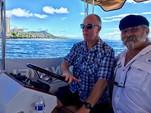 22 ft. Duffy Electric Boats 22 Bay Island Electric Boat Rental Hawaii Image 8