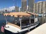 22 ft. Duffy Electric Boats 22 Bay Island Electric Boat Rental Hawaii Image 13