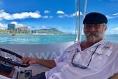 22 ft. Duffy Electric Boats 22 Bay Island Electric Boat Rental Hawaii Image 1
