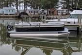 24 ft. Crest Pontoons 230 Crest II Pontoon Boat Rental Washington DC Image 1