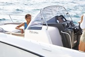 25 ft. Quicksilver by Mercury Marine Activ 755 Open Classic Boat Rental Općina Trogir Image 5