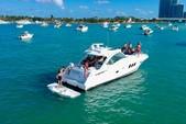 55 ft. Sea Ray Boats 48 Sundancer Motor Yacht Boat Rental Miami Image 2