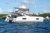 40 ft. Fountain Powerboats 40' Catamaran Boat Rental Marsh Harbour Image 1