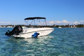 16 ft. Bayliner Element 4-S Mercury  Cruiser Boat Rental Miami Image 9