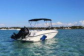 16 ft. Bayliner Element 4-S Mercury  Cruiser Boat Rental Miami Image 10