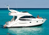 36 ft. Meridian Yachts 341 Sedan Flybridge Boat Rental Miami Image 1