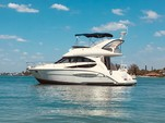 36 ft. Meridian Yachts 341 Sedan Flybridge Boat Rental Miami Image 2