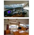 52 ft. Sunseeker Manhattan Motor Yacht Boat Rental Miami Image 6